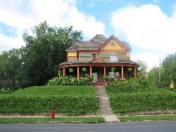 Sauntry Mansion