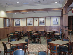 Jamestown Settlement Cafe