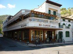 Restaurant Es Canyis