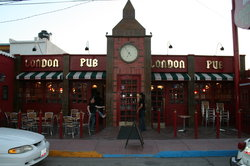 London Pub Hermosillo