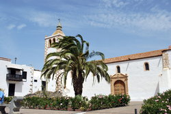 Iglesia Catedral de Santa Maria de Betancuria