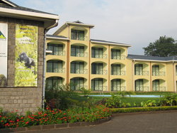 Gorillas Volcanoes Hotel