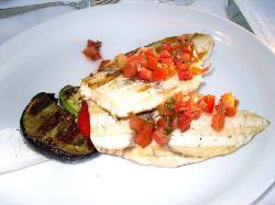 Dinner at the Greek Taverna