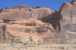 Canyon de Chelly/Canyon del Muerto