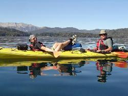 Kayaking trips in Bariloche with Pura Vida Patagonia (28000891)