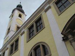Jezuitsky kostel Jmena Jezis (Jesuite Church)