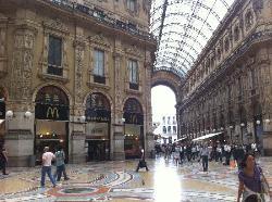 McDonald's Milano Galleria