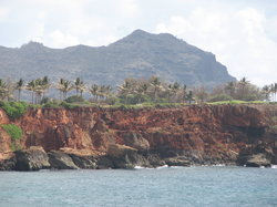 Makawehi Lithified Cliffs