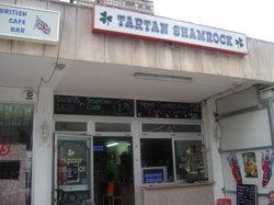 Helen's Tartan Shamrock