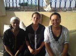 The Riad girls