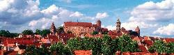 Blick über die Nürnberger Kaiserburg (28187463)
