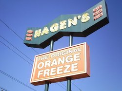Hagen's Orange Freeze