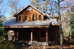 Algonquin Log Cabin & the Algonquin Cottage Outpost