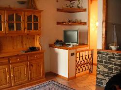 Particolare mobili del soggiorno