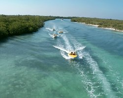 Water Sports In Cancun
