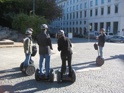 Туры на сегвее City Segway Tours Munich