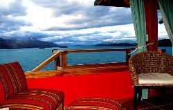 Apart Hotel Cabanas Balcon al Lago