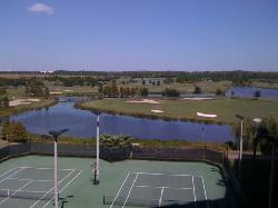 Golf Course View From 5th Floor Room - Rosen Shingle Creek