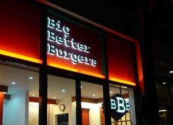 BBB Magnolia Robinsons (Big Better Burgers)