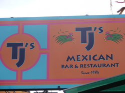 TJ's Mexican Bar & Restaurant