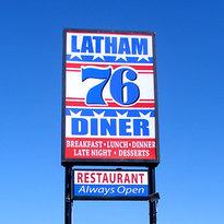 Latham 76 Diner