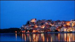 Anguillara by night