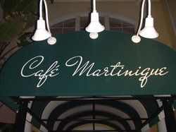 Cafe Martinique