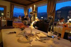 Restaurant Meisser mit grandiosem  Panorama