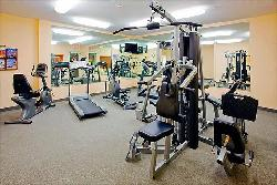 Large Full Fitness Center