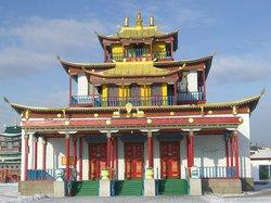 Ivolginsk Datsan (Buddhist Monastery)