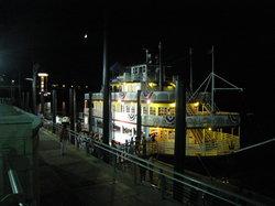 Harriet II, Riverboat