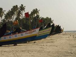 Fishing boats - Kondai Lip