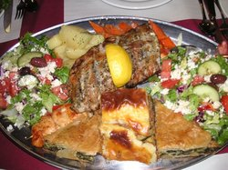 Pappas Greek Food & Steak