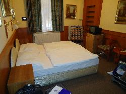 rooms were not bad