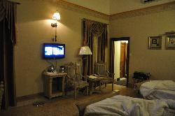 Our Room.Nice and big