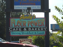Andy's Flour Power