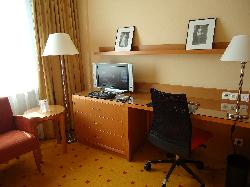 Office area double room