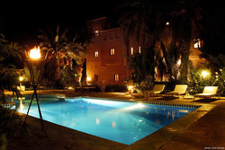 Chambres d'hotes Kasbah Azul