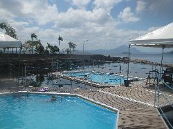 Mobi-Deep Pool Area