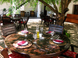 The Olive Terrace