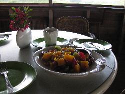 Salad for desert