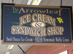Arrowleaf Ice Cream Parlor
