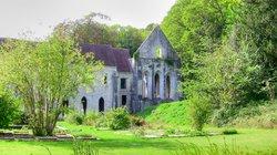 Abbaye Notre-Dame de Fontaine-Guerard