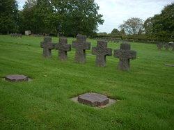 German Cemetery La Cambe