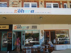 Cafe Zohara
