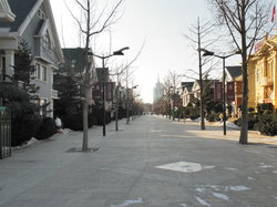 Japanese Style Street of Dalian
