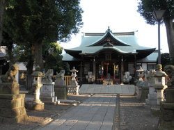 Machida Tenmangu Shrine