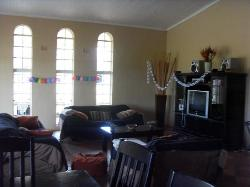A shot of the living room
