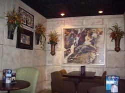 Symposium Cafe Restaurant and Lounge