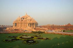 Ναός Swaminarayan Akshardham